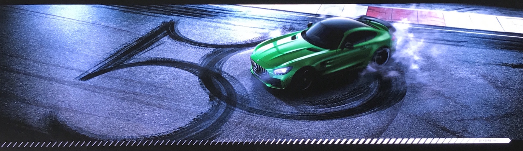 """AMG – """"50Years of Driving Performance Celebration"""""""