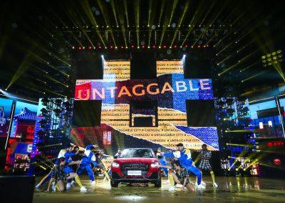 Audi Q2L UNTAGGABLE in Chengdu