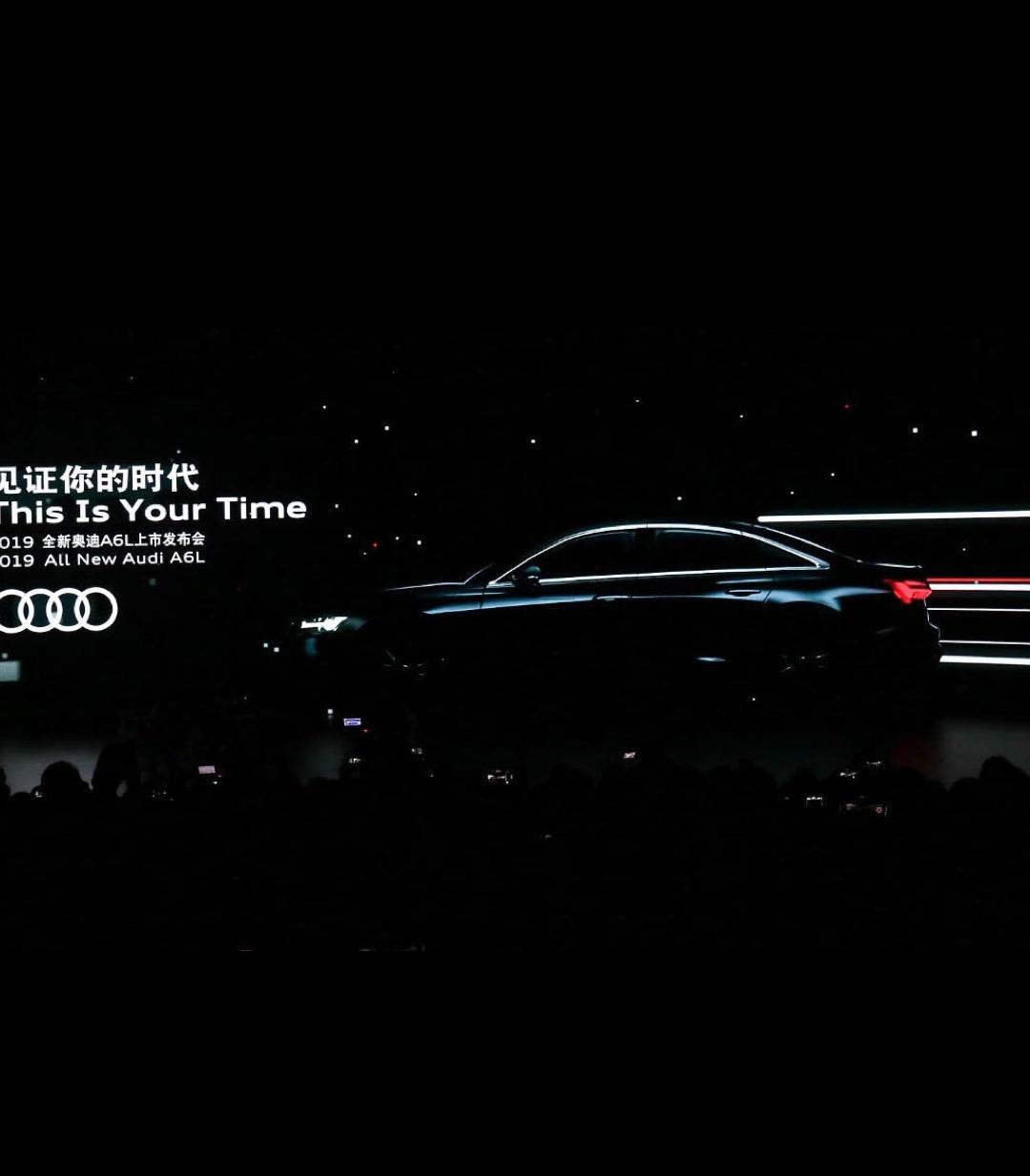 AUDI A6L National Launch Event, China Guangzhou